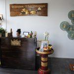 Receptionen i Wanjan Thaimassage